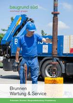 Brunnen Wartung und Service